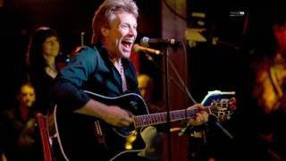 Jon Bon Jovi - Old Habits Die Hard (Alternate Version / New Jersey 2012)