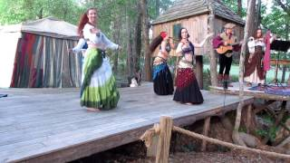 Avalon Dancers - Gypsy Wine to Live Music