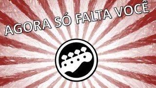 Rita Lee - Agora só falta você - (Bass Cover)