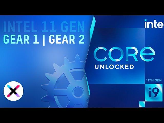 GEAR1 VS GEAR2 😫 | Co to daje i jak ustawić pamięci RAM przy Intel Core 11. generacji?