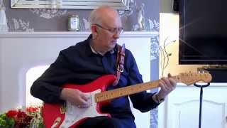 Johnny Remember Me - John Leyton - Instro cover by Dave Monk