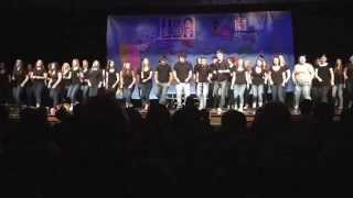 Elkin High School Chamber Singers: Roadtrip USA-Living in America, James Brown