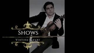 Mais Perto Quero Estar Violin Cover Samuel Medeiros