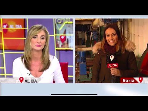 REBI SLU: ¿Cómo funciona la Red de Calor de Soria? Noticias CUATRO te lo cuenta en sus informativos