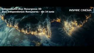 Independence Day: Resurgence 3D /Ziua Independentei: Renasterea