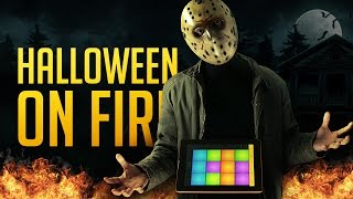 HALLOWEEN ON FIRE - DRUM PADS 24