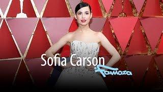 Famoza Stars Sofia Carson