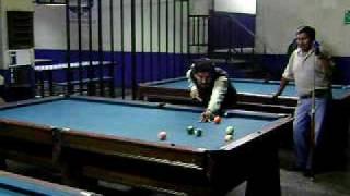 POOL PERUANO: DAMIAN, PELE VS LAULICO, CIBORG 4. AREQUIPA - PERU