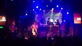 ChysteMc - Real Rap Represent @ Buenos Aires, Argentina | 12/08/2017
