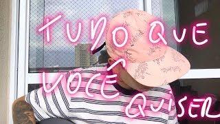 Ana Gabriela - Tudo Que Você Quiser (cover) Luan Santana