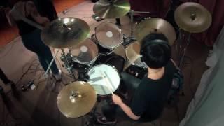 New Breath - Убежать (live drum cam)