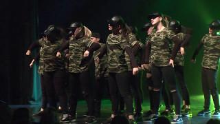 FAF Dance 2017 -  2  Rebels Back to School
