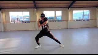 Tank | F**kin wit me | Choreography by Hu Jeffery