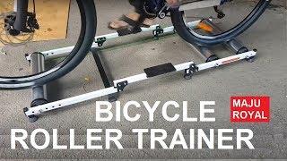 Bicycle Roller Trainer TWN untuk Latihan Sepeda di Rumah