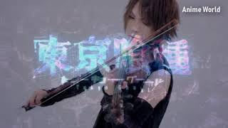 Tokyo Ghoul OPENING - Unravel (Cover by: YUU / ユウ) - Guitar and Violin Style