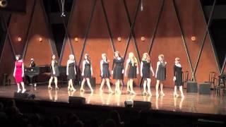 """Theatre TCU- Susan Egan Concert- """"I Won't Say I'm In Love"""""""