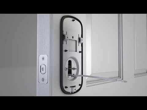 Z-Wave   Yale Assure Z-Wave Plus Touhscreen Lock YYRD226
