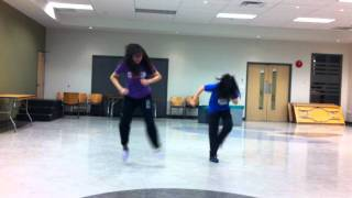 UBC students randomly dancing