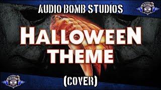 Halloween Theme Metal Cover (W/ Iconic horror killers) - Audio Bomb Studios