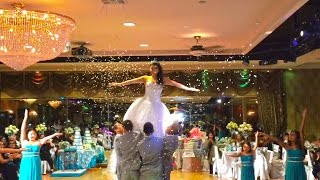 Let it Go: Frozen Quinceanera Waltz Vals | Fairytale Dances