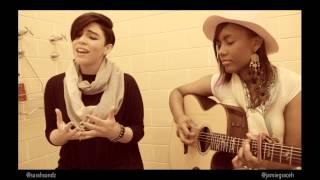 Hosanna cover - Jamie Grace feat. Sarah of G1C (English/En Español)