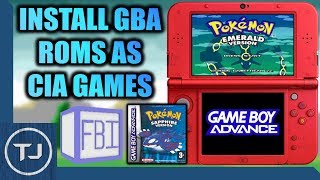How to get homebrew on 3ds newest firmware 11 3 works on any 11 0