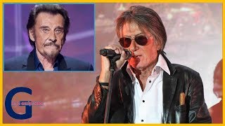 Jacques Dutronc revient sur son absence à l'enterrement de Johnny Hallyday