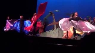 """""""Can You Feel the Love Tonight - Lion King Jr"""" HMMS's production"""