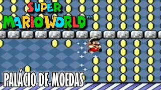 Super Mario World #2 - Palácio de moedas