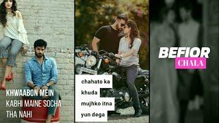 Hamko pyaar hua Status || Full Screen Romantic Status | MR.HDC