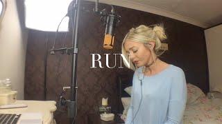 Leona Lewis | Snow Patrol | Run | Cover | Samantha Harvey
