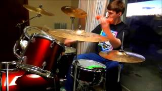 Newsong - Swallow The Ocean (Drum Cover)