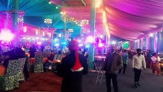 This decoration and all stalls presents by Oberoi sangeet ParivaarM... 8283961942