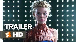 The Neon Demon Official Trailer #1 (2016) - Elle Fanning, Keanu Reeves Horror Movie HD