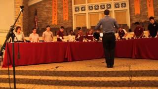 John Williams on Handbells (Star Wars, Olympics, Close Encounters)