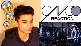 THIS IS CRAZY GOOD!!!! CNCO //Quisiera// REACTION