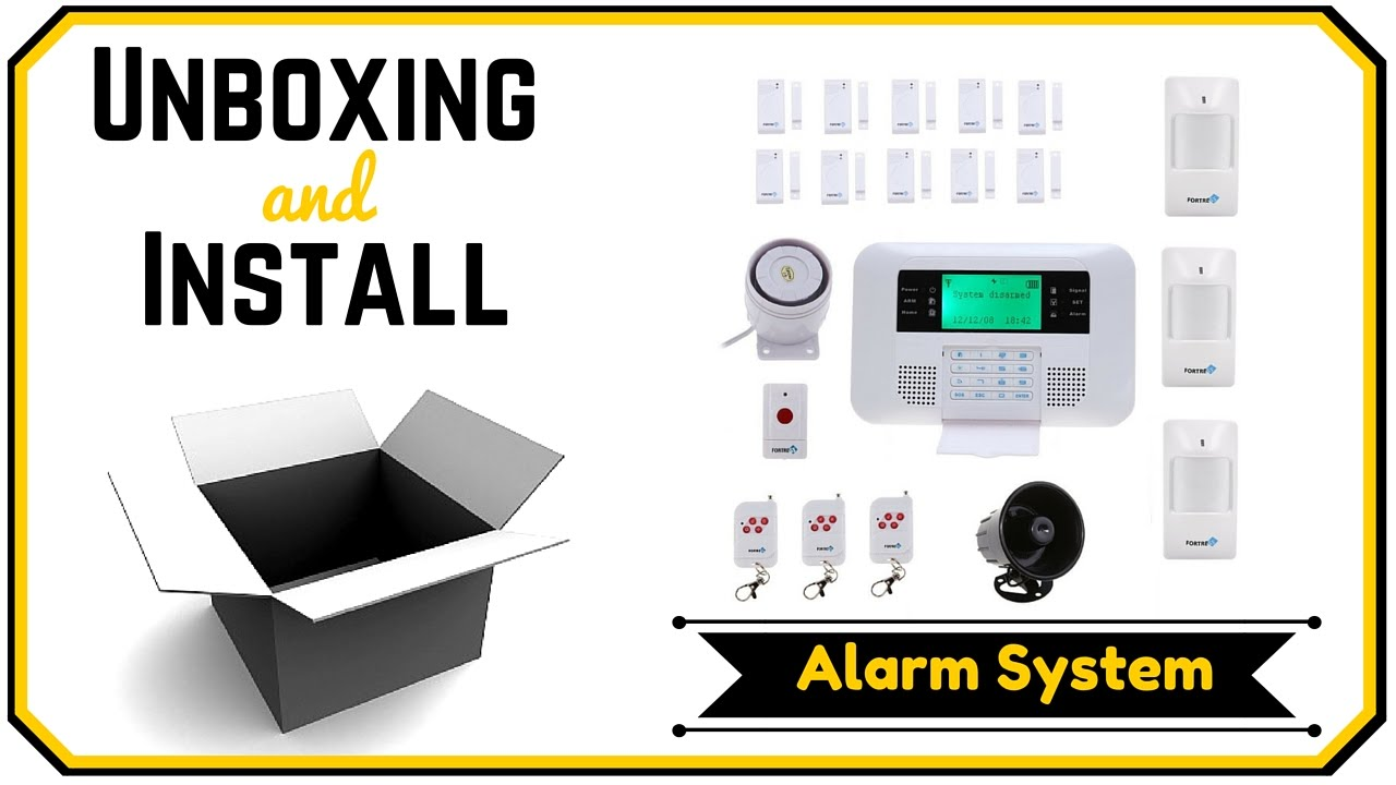Home Security And Fire Alarm Systems Katy TX