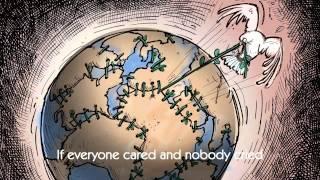 If everyone cared - Nickelback - HD Lyrics on screen