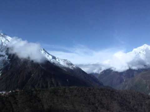 Ama Dablam – Panoramic View – Nepal – Everest Trek