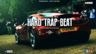 Hard Angry Trap Beat hip-hop instrumental