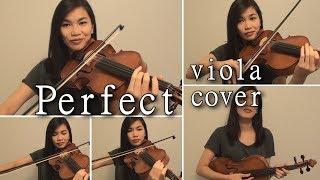 Perfect (Ed Sheeran) - viola cover
