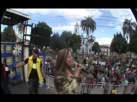 BTL Ecuador evento Tradiciones de mi Tierra, Cayambe 2012 Multishow