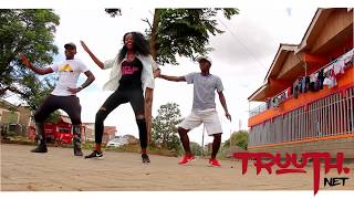 Teknomiles - Duro [Official Dance Video] by Dance K.E