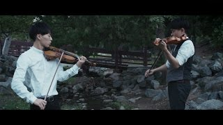 One Summer's Day - Violin Cover ft. JunCurryAhn