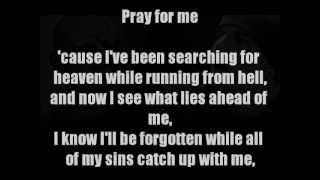Go alone - Hell or Highwater ft. M. SHADOWS [Lyrics]