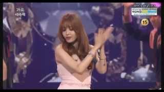 141226 SECRET - I'm In Love @ 2014 KBS Gayo Daejun [1080P]