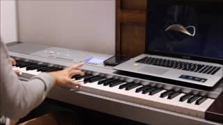 Black M - Je suis chez moi - Cover Piano