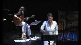 Menú Musical.RECETA DE COCINA FRUSTRADA A LAS FINAS HIERBAS.Teatro de Lloseta . 2009