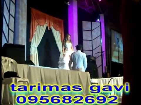 TARIMAS GAVI (elección de la reina de Riobamba 2010)