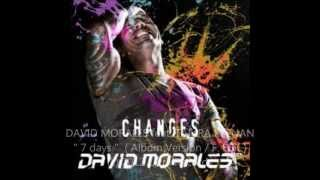 DAVID MORALES feat. TAMRA KEENAN - 7 Days (Final French Edit)